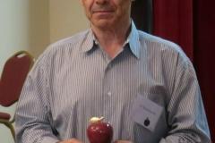 Apple2015 Community Leadership Awardee, Dr. Kayaleh
