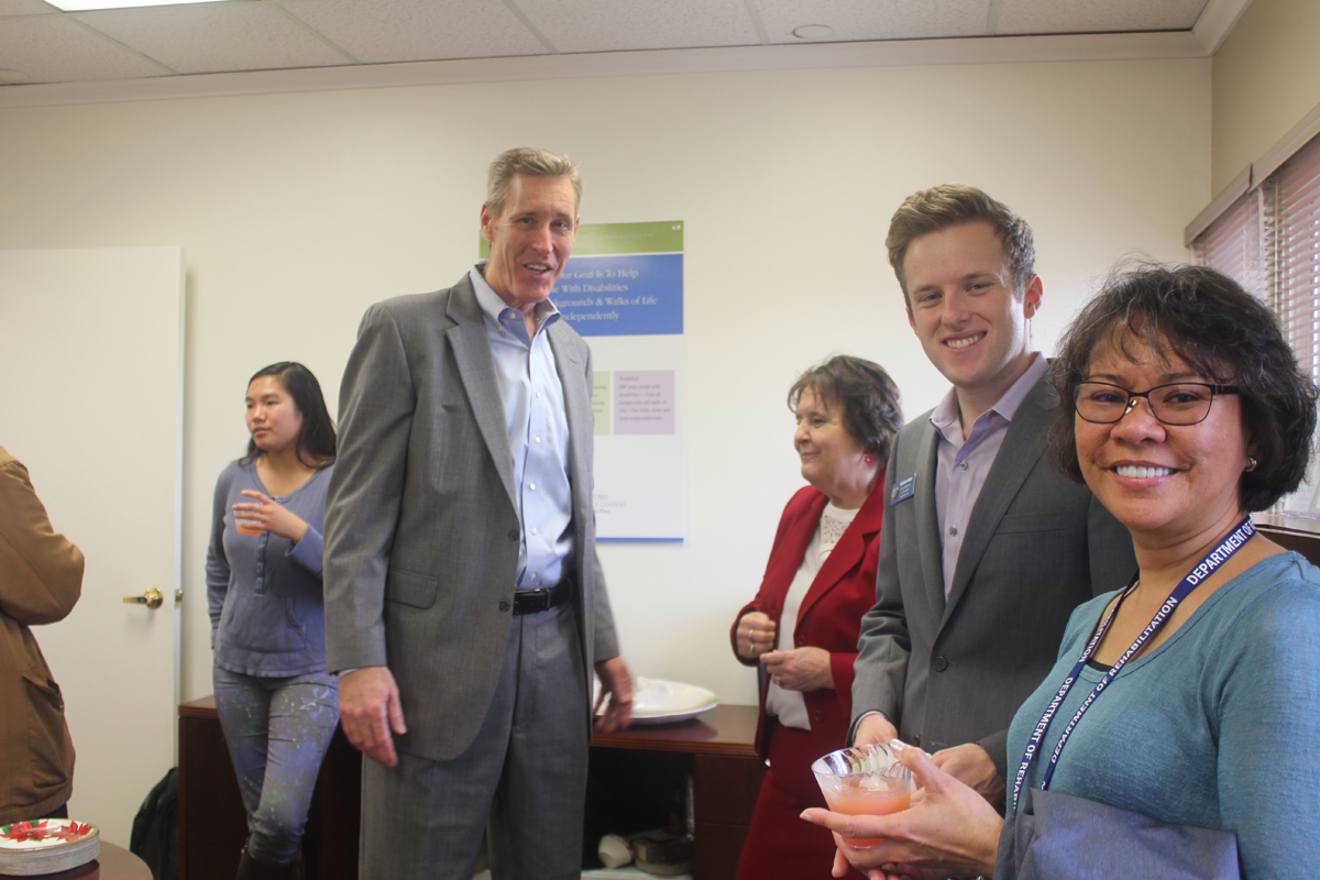 Randy G, Legislative Aid and DOR Staff