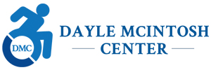 Logo for the Dayle McIntosh Center