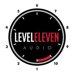 Sponsors LevelElevenAudio Logo